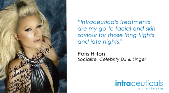 Intraceuticals Oxygen Infusion Forever Young Spa